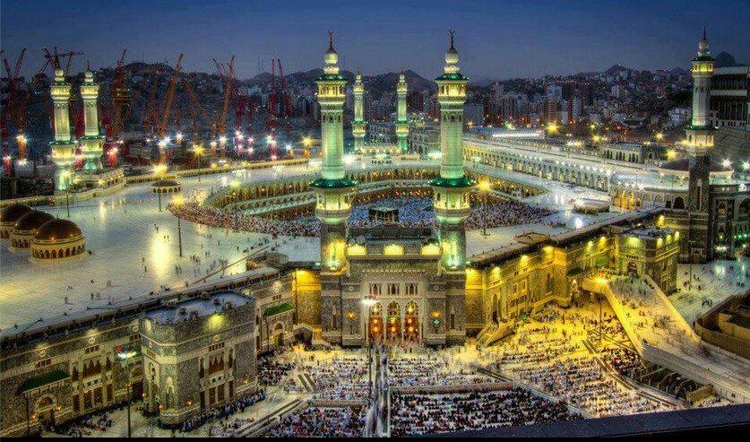 Masjid Al Haram Great Mosque Of Makkah